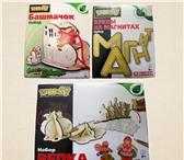 Фото в Для детей Детские игрушки Продаются наборы и конструкторы деревянных в Екатеринбурге 210