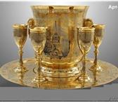 Изображение в Мебель и интерьер Посуда Продаю набор для шампанскогоДанное изделие в Хабаровске 136320