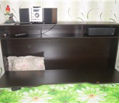 Foto в Мебель и интерьер Мебель для спальни Продаю срочно кровать двухспальную, цвет в Волгограде 5500
