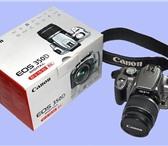 Изображение в Электроника и техника Фотокамеры и фото техника Зеркальная фото-камера Canon 350D c китовским в Чебоксарах 12000
