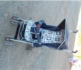 Изображение в Для детей Детские коляски Продам коляску-трость с козырьком. Два положения в Орске 800