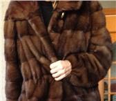 Foto в Одежда и обувь Женская одежда Шикарная норковая шуба с капюшоном из СКАНДИНАВСКОЙ в Владивостоке 99500