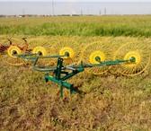 Фото в Авторынок Валкообразователи (грабли) Ширина захвата 3 метра.Количество колес: в Москве 0